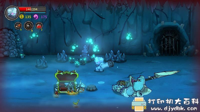 PC游戏分享:【像素类横版通关】失落城堡: 遗迹守护者-V2.01 -(新DLC)图片 No.9