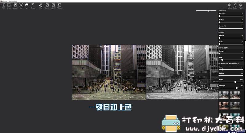 [Windows]Picture Colorizer 2.3.0 Pro单文件(AI人工智能黑白相一键上色) 配图 No.7