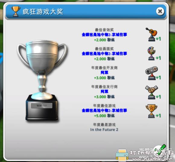 PC游戏分享:【模拟经营】经典续作《疯狂游戏大亨2》最新版 配图 No.5