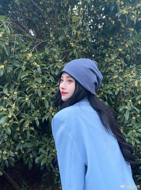 妹子写真 -美少女鞠婧祎和日本演员三吉彩花,你喜欢哪位呢?_图片 No.18
