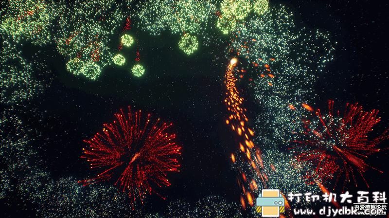 PC游戏分享:烟花模拟器(Fireworks Simulator Realistic) 绿色免安装中文版 配图 No.9