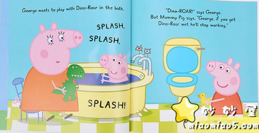 全球热播动画《Peppa Pig粉红猪小妹》(小猪佩奇)主题绘本合集书目整理图片 No.10