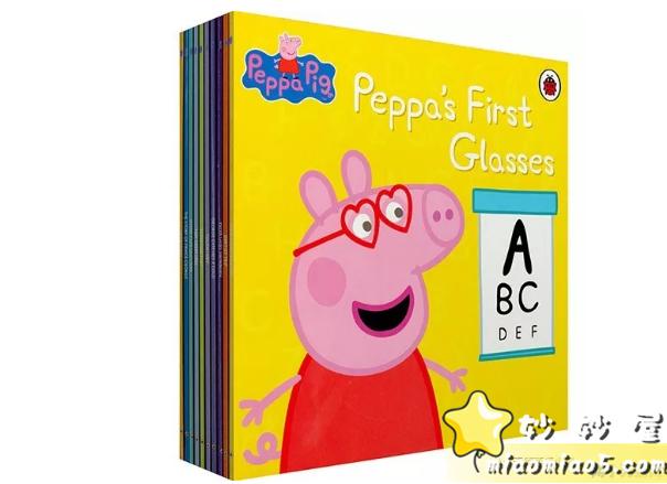 全球热播动画《Peppa Pig粉红猪小妹》(小猪佩奇)主题绘本合集书目整理图片 No.12