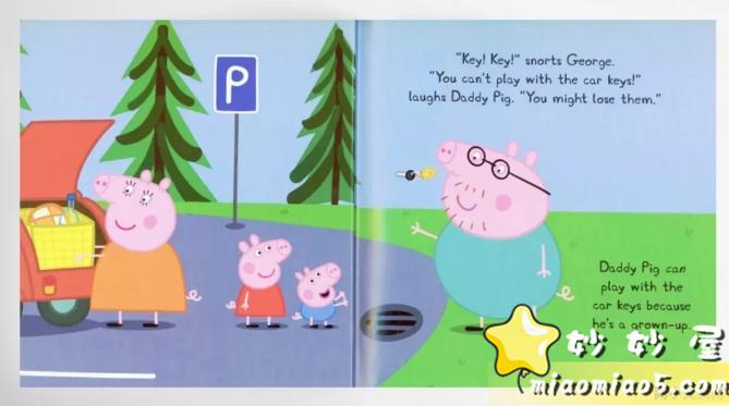 全球热播动画《Peppa Pig粉红猪小妹》(小猪佩奇)主题绘本合集书目整理图片 No.17