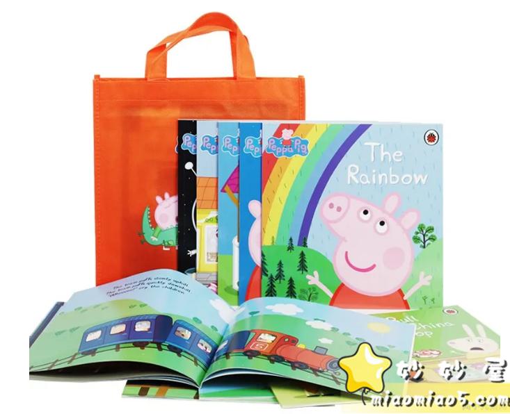 全球热播动画《Peppa Pig粉红猪小妹》(小猪佩奇)主题绘本合集书目整理图片 No.18