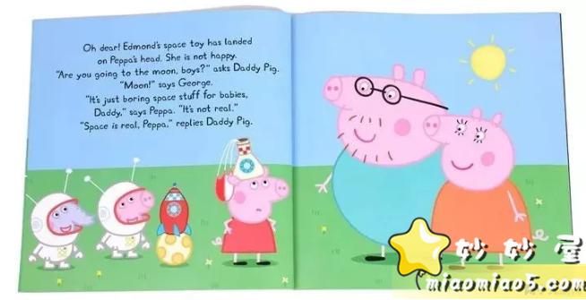 全球热播动画《Peppa Pig粉红猪小妹》(小猪佩奇)主题绘本合集书目整理图片 No.19