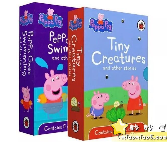 全球热播动画《Peppa Pig粉红猪小妹》(小猪佩奇)主题绘本合集书目整理图片 No.22