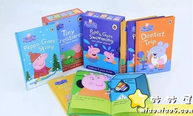 全球热播动画《Peppa Pig粉红猪小妹》(小猪佩奇)主题绘本合集书目整理图片 No.23