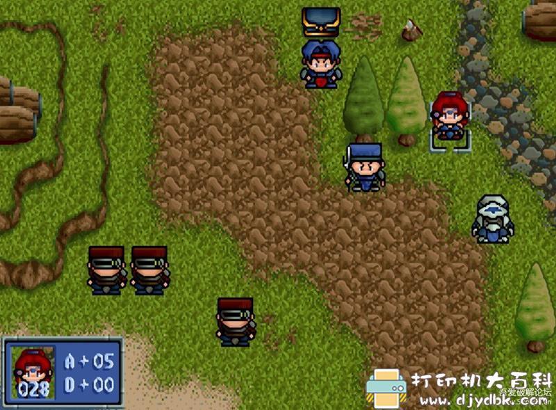 PC游戏分享:[DOS经典怀旧游戏]炎龙骑士团 合集复刻版图片 No.9