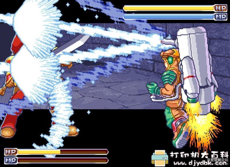 PC游戏分享:[DOS经典怀旧游戏]炎龙骑士团 合集复刻版图片 No.17