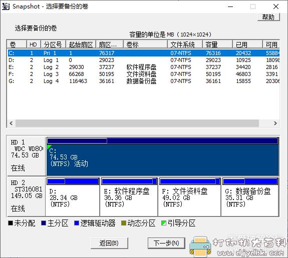 [Windows]系统热备份工具 SnapShot v1.48.0.18877/78 x32x64 免注册汉化版 配图 No.2