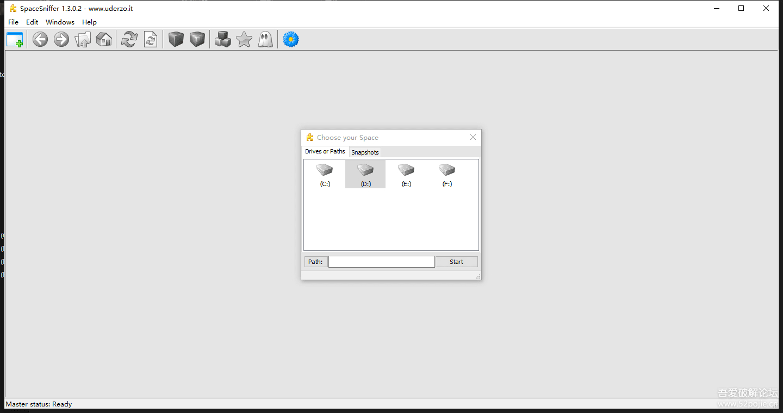 [Windows]电脑磁盘占用快速检索工具 SS1.3.0,快速查找大文件图片 No.2