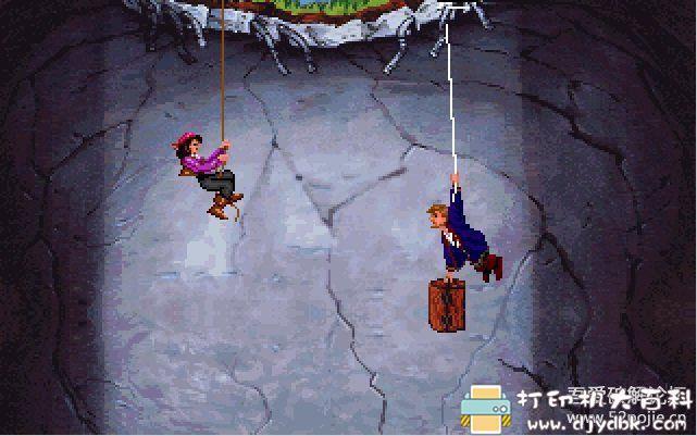 PC游戏分享:[DOS经典怀旧游戏]猴岛小英雄 1+2 配图 No.6