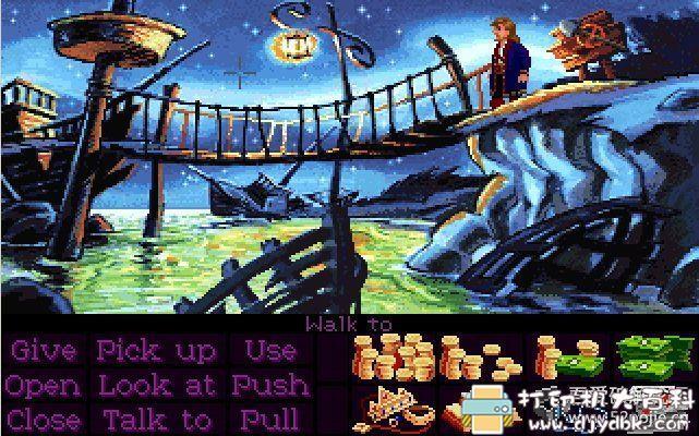 PC游戏分享:[DOS经典怀旧游戏]猴岛小英雄 1+2 配图 No.8