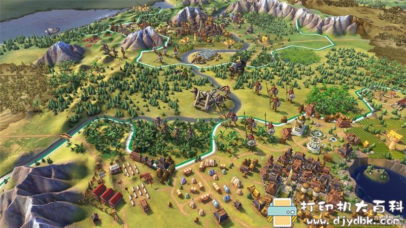 PC游戏分享:【策略】文明6 v1.0.12.9全DLC版 附345历代图片 No.1