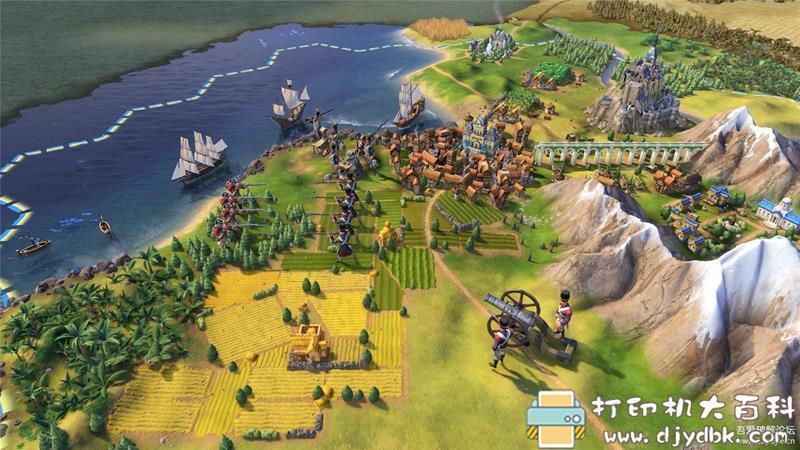 PC游戏分享:【策略】文明6 v1.0.12.9全DLC版 附345历代图片 No.2