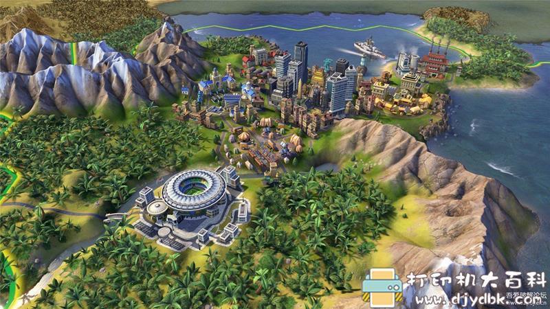 PC游戏分享:【策略】文明6 v1.0.12.9全DLC版 附345历代图片 No.3