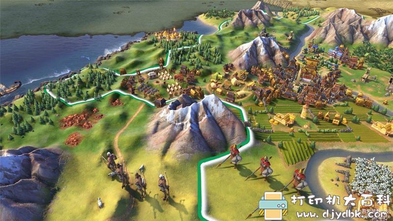 PC游戏分享:【策略】文明6 v1.0.12.9全DLC版 附345历代图片 No.5