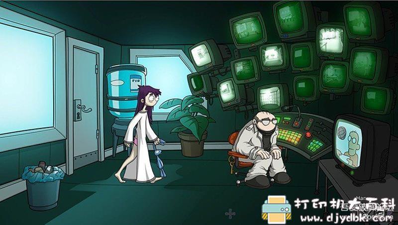PC游戏分享:【小游戏】<埃德娜 & 哈维 – 逃离疯人院>图片 No.3