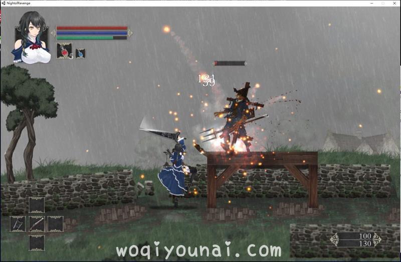 Game -【ACT/日系/全动态】魔女复仇之夜 Ver0.48D 步兵无修版 付老版汉化【更新/1.05G】 - [leimu486.com] No.4