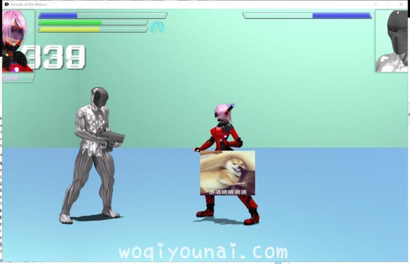 Game -【ACT/3D/极致丝滑/全动态】流星猎犬 V20210221 精翻汉化版 付mod【2.2G/更新/CV】_图片 No.3