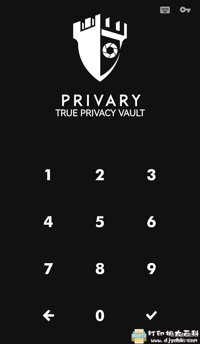 [Android]手机私密文件保护工具(图片、视频、音频)Privary 2.9.1 [MOD] 配图 No.1