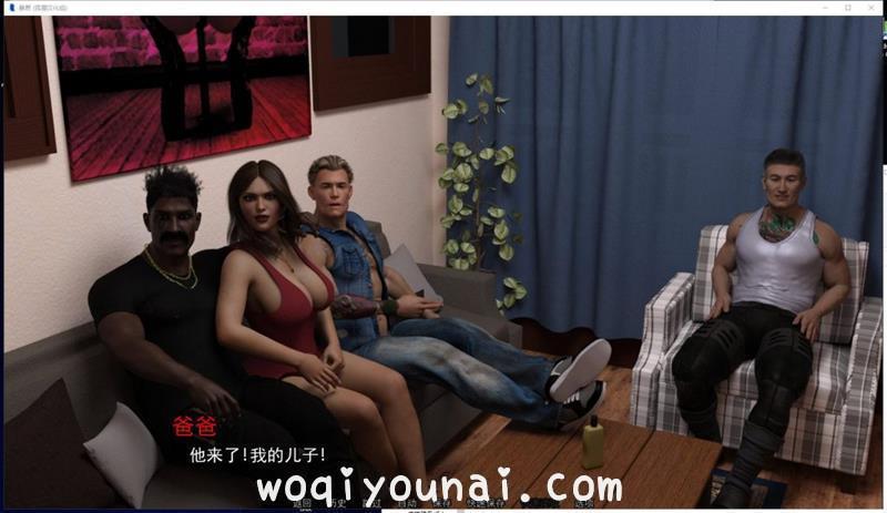 Game -【欧美SLG/3D/精致建模/动态】暴君 TheTyrant V0.94 安卓+PC 精翻汉化版【更新/3.6G】 - [ybmq1314.com] No.4