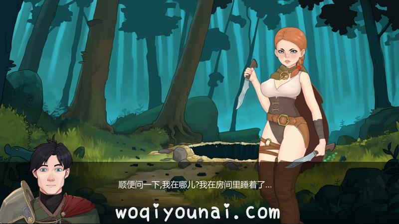 Game -【欧美SLG/大奶牛/动态】邪恶的女巫~穿越传说!精翻汉化完结版【新汉化/1.65G】 - [woqiyounai.com] No.3