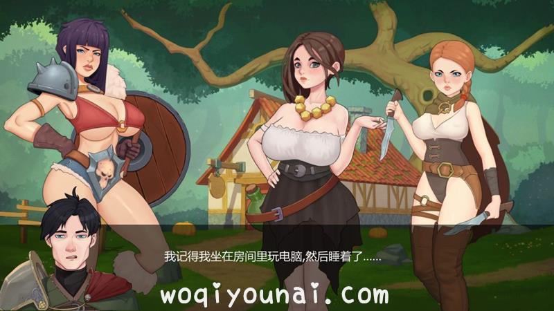 Game -【欧美SLG/大奶牛/动态】邪恶的女巫~穿越传说!精翻汉化完结版【新汉化/1.65G】 - [woqiyounai.com] No.6
