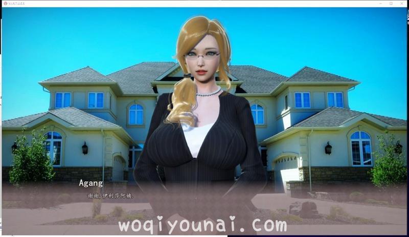 【国风SLG/3D/极致丝滑/动态】V.I.R.T.U.E.S美德 v11 安卓+PC 精翻汉化版 付外传【更新/6G】_图片 No.1
