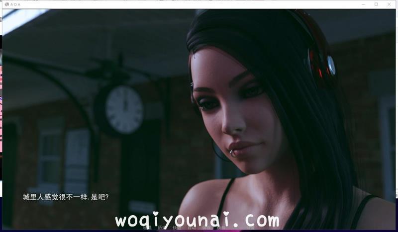 【欧美SLG/3D/丝滑/动态】AOA绅士学院 第2季 安卓+PC 精翻汉化版【更新/4.7G】_图片 No.5