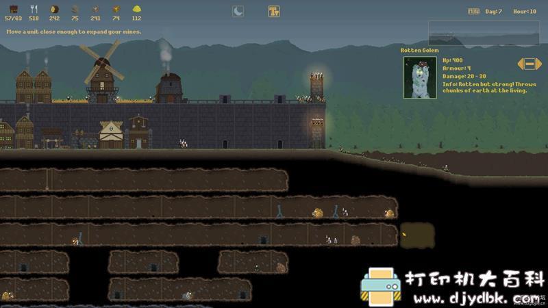 PC游戏分享:【像素风横板】《冷峻的夜》1.33免安装官方中文版 配图 No.2