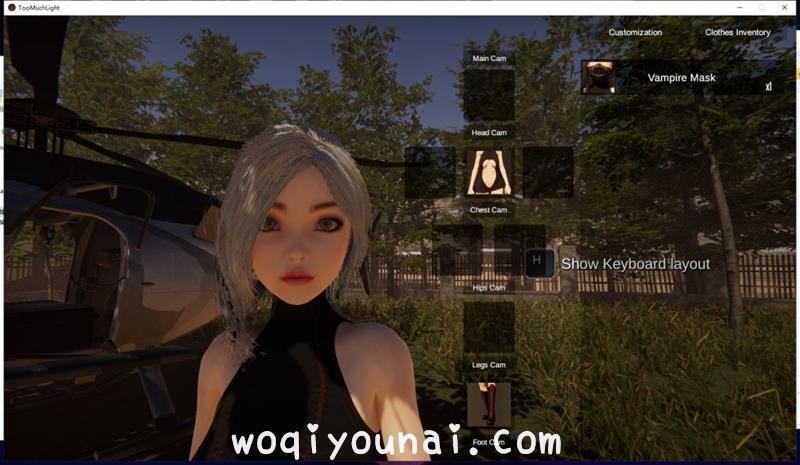 【3D超逼真/大型ACT/沙盒/全动态】怒光尸潮 TooMuchLight V0.4b Maximum赞助版 【更新/CV/4.1G】_图片 No.2