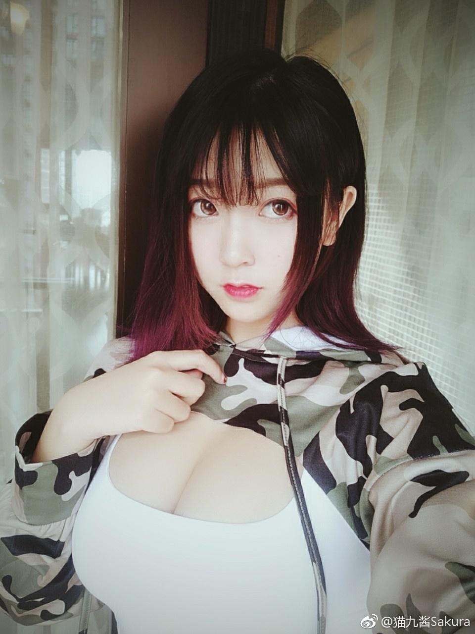 猫九酱Sakurahey~你的猫某人掉了[二哈] _美女福利图片