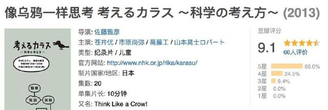 来自日本的优秀纪录片:《像乌鸦一样思考》和《啊!设计》 强烈推荐大家观看图片 No.4