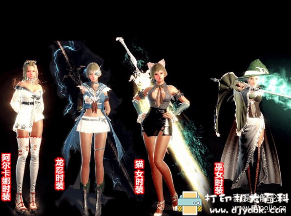 【收藏版】PC游戏:洛奇英雄传:一键安装19年7月更新+SS MOD合集图片 No.4