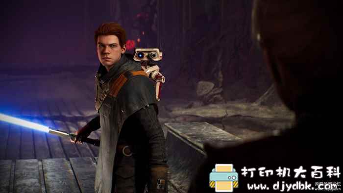 PC游戏:星球大战绝地:陨落的武士团PC免安装中文版图片 No.1