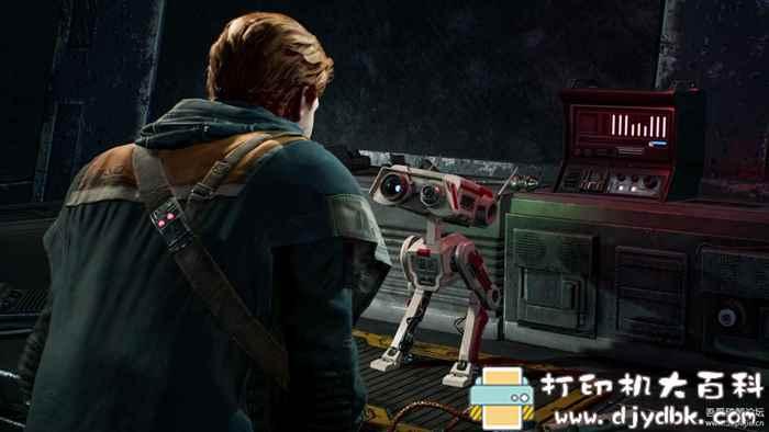 PC游戏:星球大战绝地:陨落的武士团PC免安装中文版图片 No.2