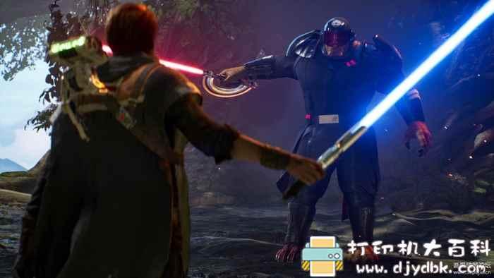 PC游戏:星球大战绝地:陨落的武士团PC免安装中文版图片 No.3