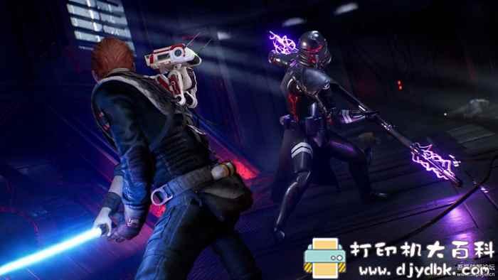 PC游戏:星球大战绝地:陨落的武士团PC免安装中文版图片 No.5