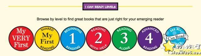 暢銷全球的兒童英語教材:《I Can Read!》系列 PDF文檔+音頻(0級-4級全套,適合0-14歲孩子)圖片 No.2
