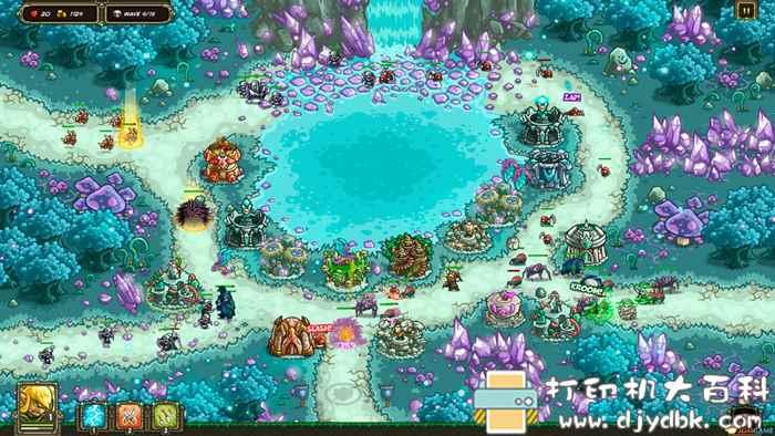 PC游戏:王国保卫战:起源(Kingdom Rush Origins)》集成遗忘宝藏扩展包图片 No.2
