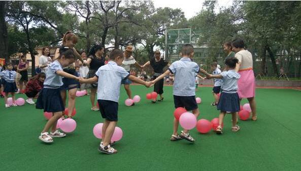 【教案】托班亲子游戏:欢乐蹦蹦跳(19-24月)_图片 2