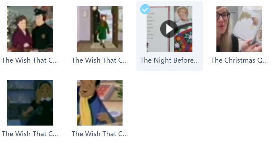 圣诞节主题资源汇总:绘本、儿歌、动画视频、PDF活动素材等图片 No.1