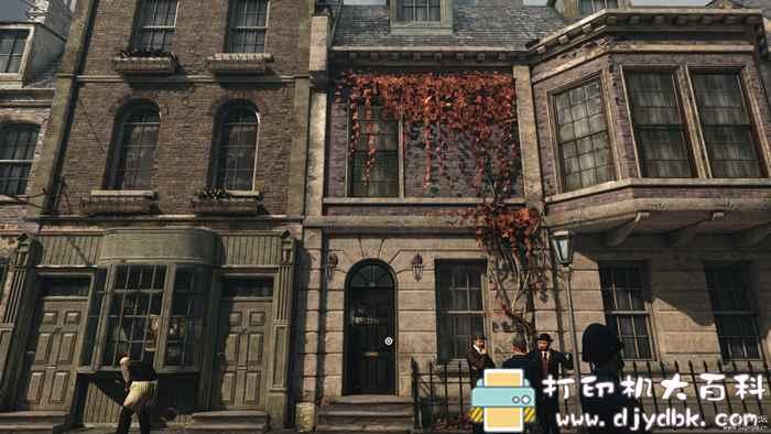 PC单机游戏分享:神探夏洛克演绎推理《福尔摩斯:恶魔之女》图片 No.1