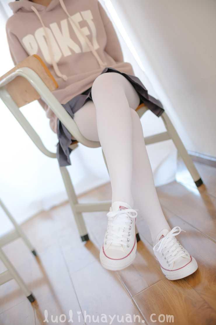 [森萝财团] -X系列之 X-002 粉色卫衣小短裙 可爱双马尾女孩 [105P/1V 1522 MB]_图片 6