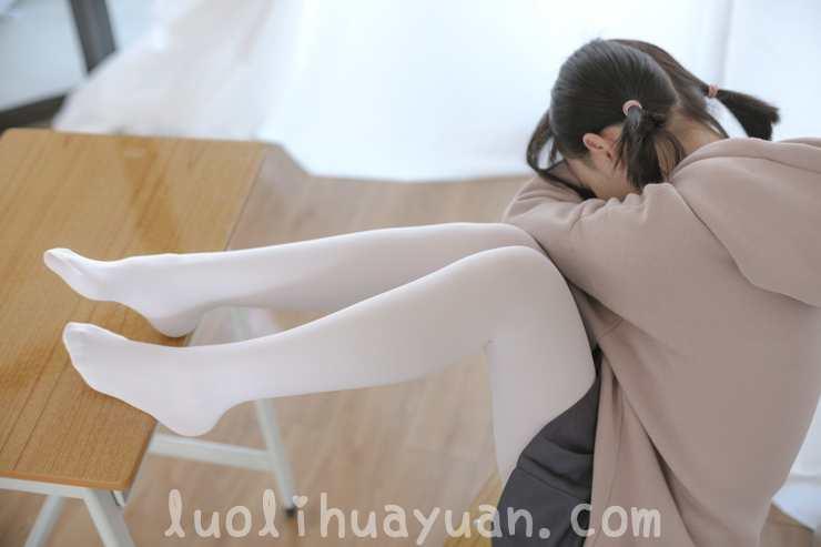 [森萝财团] -X系列之 X-002 粉色卫衣小短裙 可爱双马尾女孩 [105P/1V 1522 MB]_图片 8