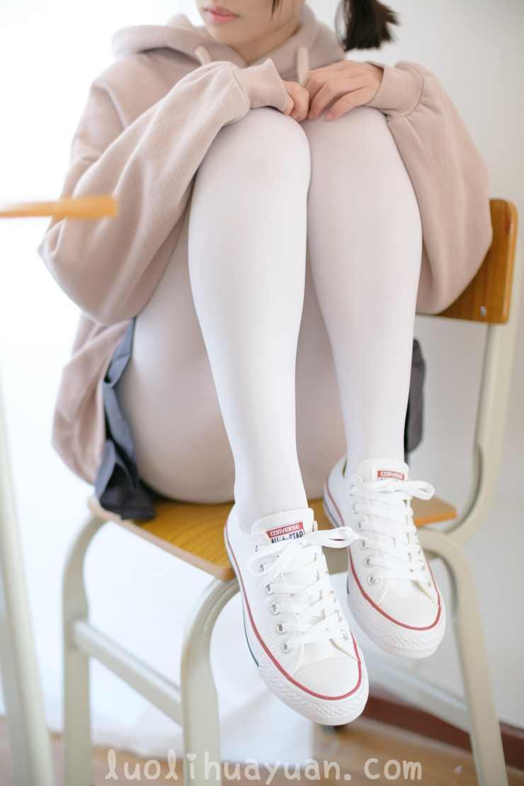 [森萝财团] -X系列之 X-002 粉色卫衣小短裙 可爱双马尾女孩 [105P/1V 1522 MB]_图片 14