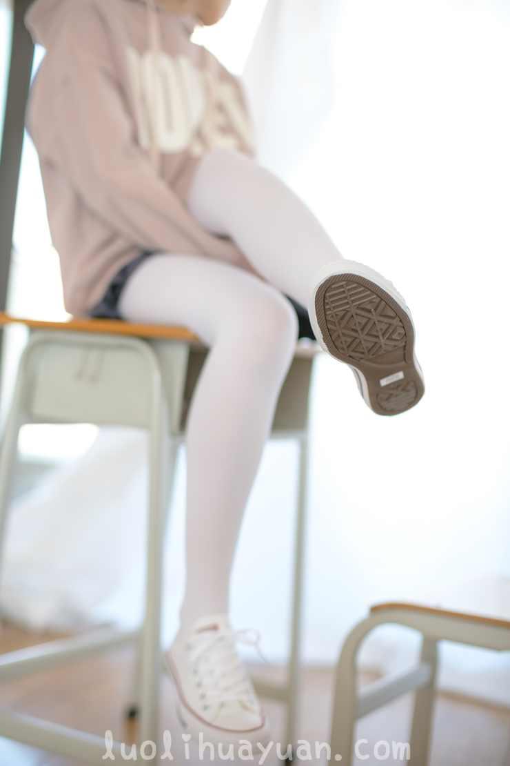[森萝财团] -X系列之 X-002 粉色卫衣小短裙 可爱双马尾女孩 [105P/1V 1522 MB]_图片 16