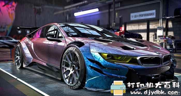 PC游戏分享:极品飞车21:热度 中文版图片 No.2